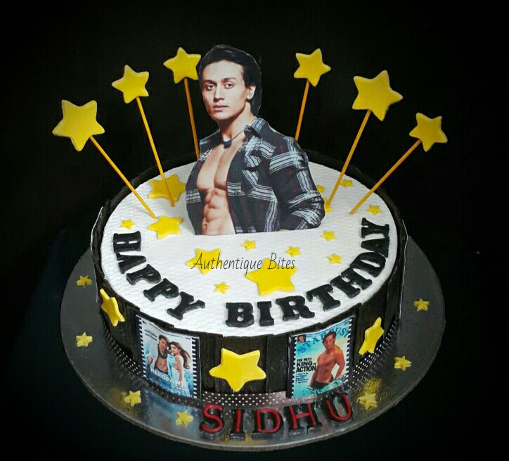 Image result for tiger shroff birthday card