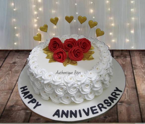 Wedding Anniversary Designer Cakes Order Wedding Cakes 3d 4d